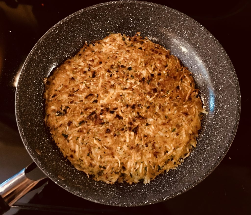 Celeriac Pancake